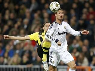 Hummel, do Borussia, marca Cristiano Ronaldo, do Real Madrid