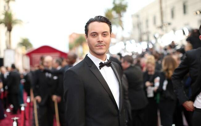 O ator Jack Huston no Oscar 2014 (02/03)