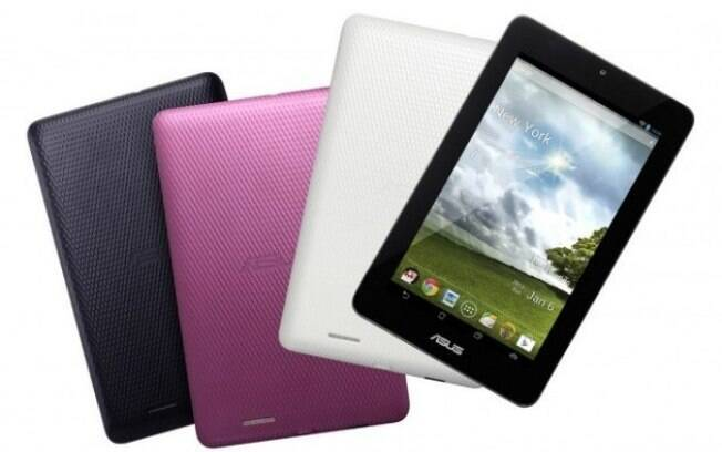 Tablet da Asus possui características similar ao Nexus 7, do Google