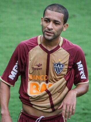 O volante Pierre, do Atlético-MG