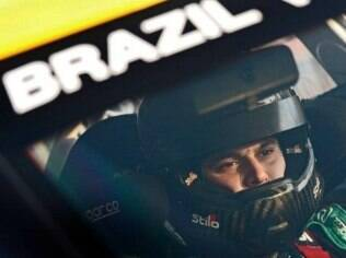 Daniel corre pela Brazil World Rally Team