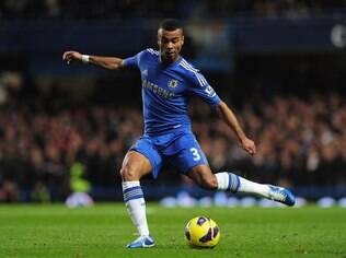 Ashley Cole, lateral do Chelsea