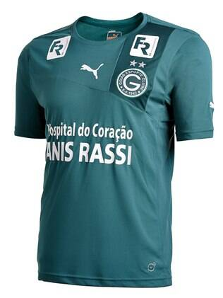 Novo uniforme do Goiás será da Puma