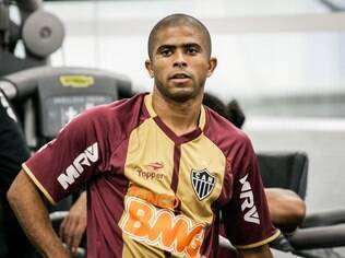 Júnior César, lateral do Atlético-MG
