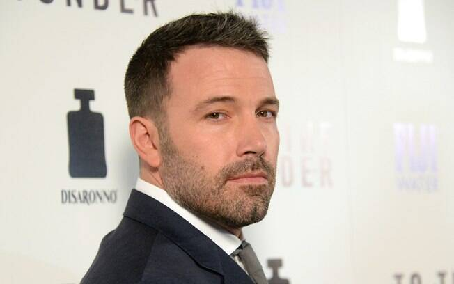 Ben Affleck será Batman no cinema