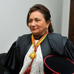 Desembargadora Eva Evangelista, do Tribunal de Justiça do Acre