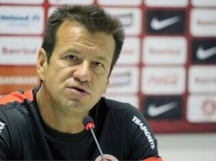 Dunga, ex-técnico do Internacional