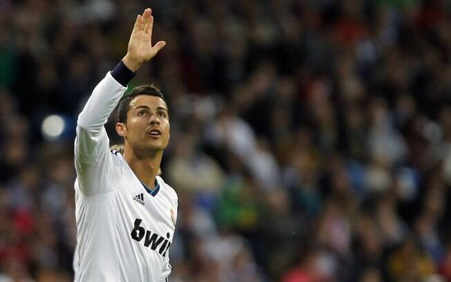 Cristiano Ronaldo é a principal arma do Real Madrid