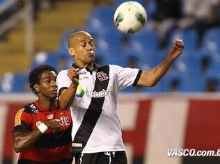 Wendel, volante do Vasco
