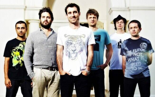 O grupo australiano The Cat Empire