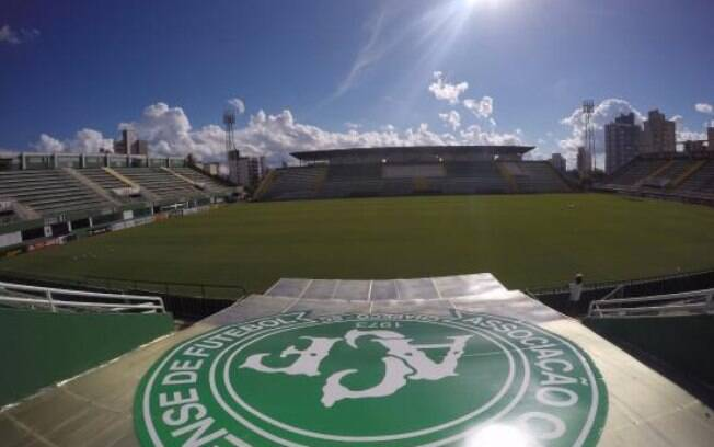 Chapecoense game in the Condá Arena takes place on 13 September