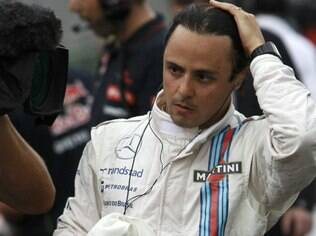 Felipe Massa, novo piloto da Williams