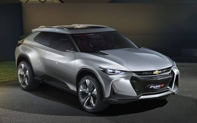 Chevrolet mostra protótipo na China que dá pistas do novo ...
