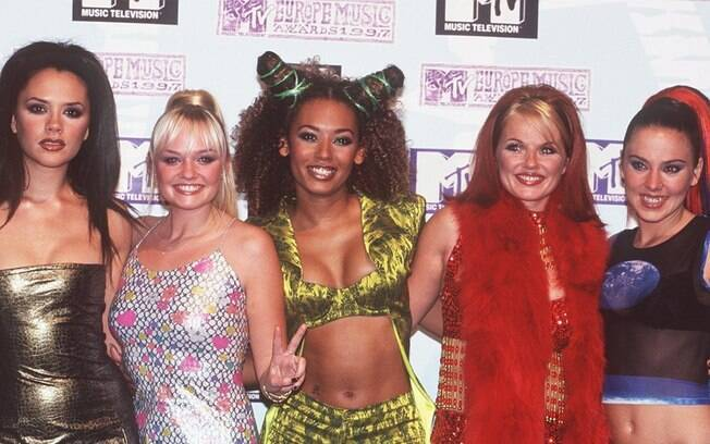 Mel B confirma nova turnê das Spice Girls