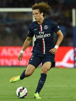 David Luiz, zagueiro do PSG
