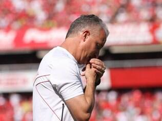 Dorival Júnior, treinador do Internacional