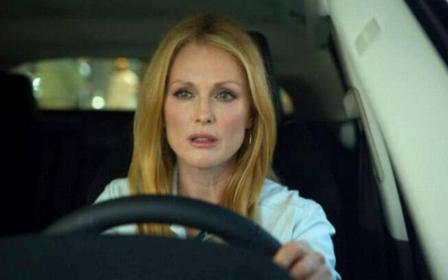 Julianne Moore em 'Maps to the Stars'