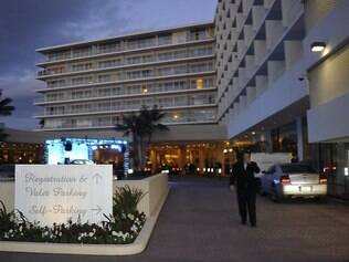 Hotel Beverly Hilton, onde Whitney Houston morreu