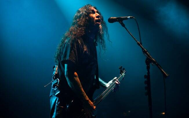 Tom Araya, vocalista do Slayer