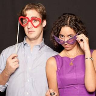 Scott Carleton e Alexis Tryon, fundadores do Artsicle