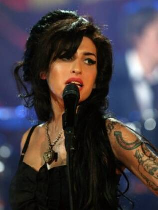 Amy Winehouse: cinco shows no Brasil