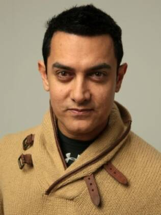 Aamir Khan, astro de Bollywood