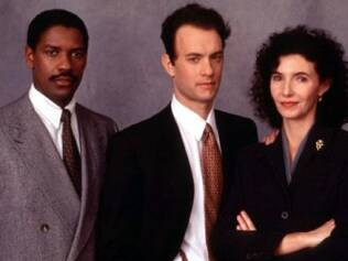 Denzel Washington, Tom Hanks e Mary Steenburgen em