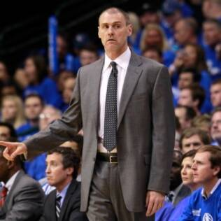 Rick Carlisle, técnico do Dallas