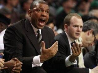 Doc Rivers cobrou jogadores do Boston