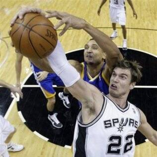 Tiago Splitter, pivô do Spurs