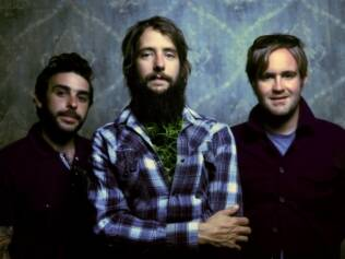 A banda americana Band of Horses