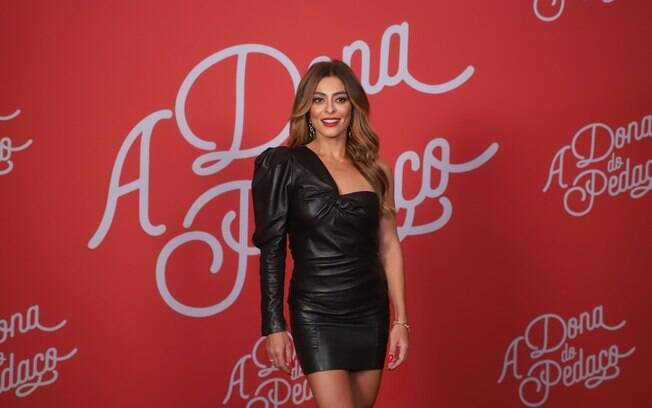 Juliana Paes é A Dona do Pedaço