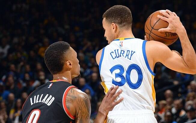 Stephen Curry, do Golden State Warriors