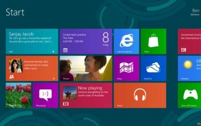 Spartan será parte do Windows 10, que substituirá a versão anterior, a 8