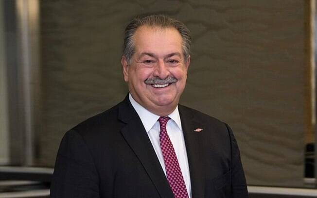 Andrew Liveris, da Dow Chemical Company