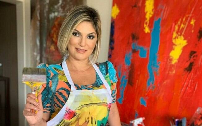 Marisa Melo, idealizadora da Up Time Art Gallery