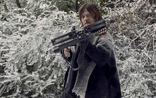 Daryl, personagem de The Walking Dead