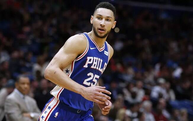 Ben Simmons foi eleito o calouro do ano da temporada NBA 2017/2018