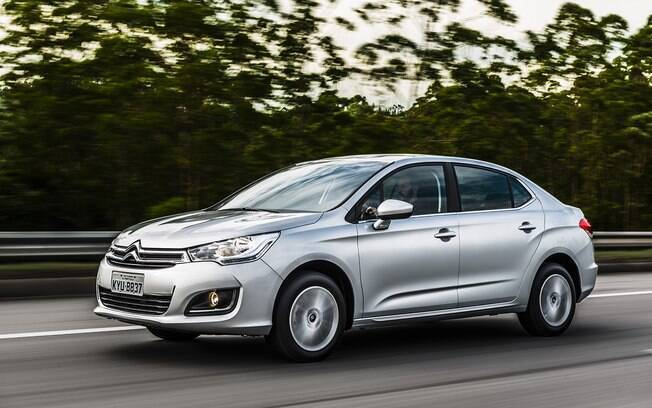 Citroën C4 Lounge Origine THP