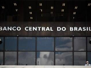 Fachada do Banco Central