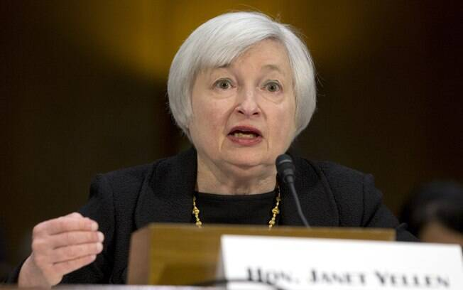 Janet Yellen, nova presidente do Federal Reserve, banco central dos Estados Unidos