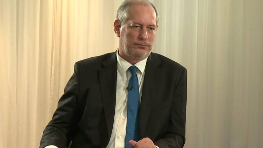 Vice-presidente do PDT, Ciro Gomes