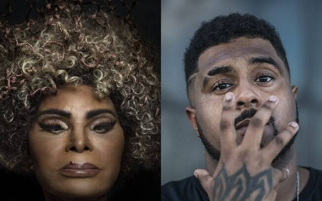Elza Soares e Baco Exu do Blues lideram as indicações do Superjúri no Prêmio Multishow 2018