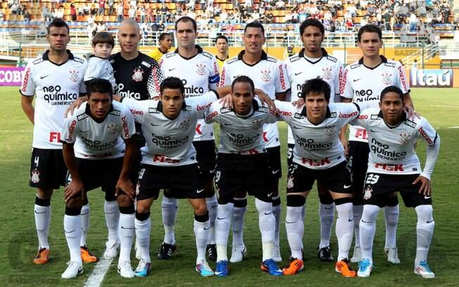 Time do Corinthians em 2011