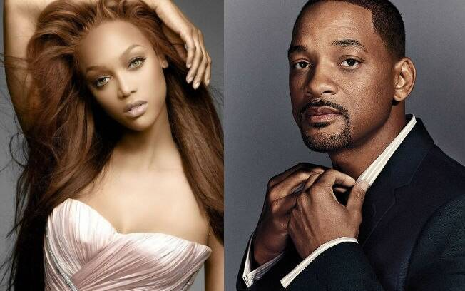 Casais famosos esquecidos: Tyra Banks e Will Smith