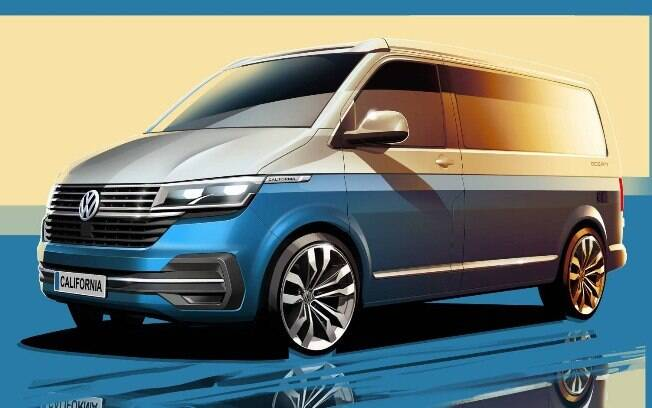 VW Transporter California