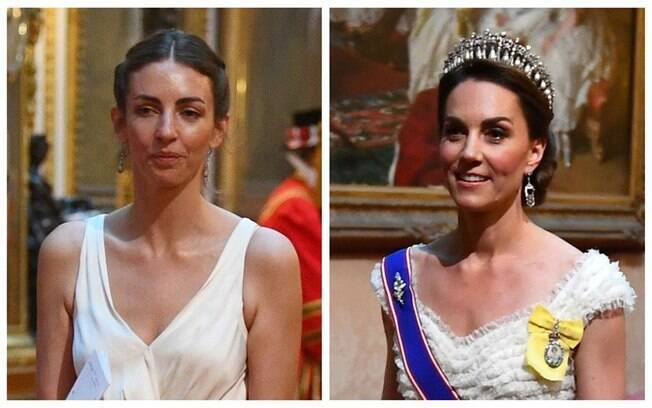 Rose Hanbury e Kate Middleton