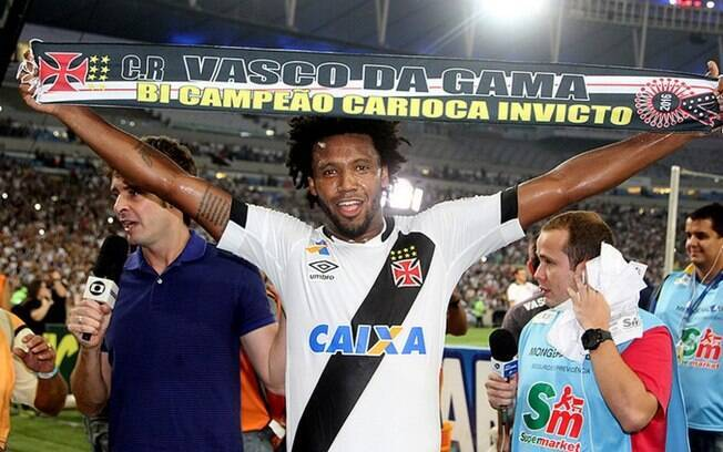 Rafael Vaz, zagueiro do Vasco