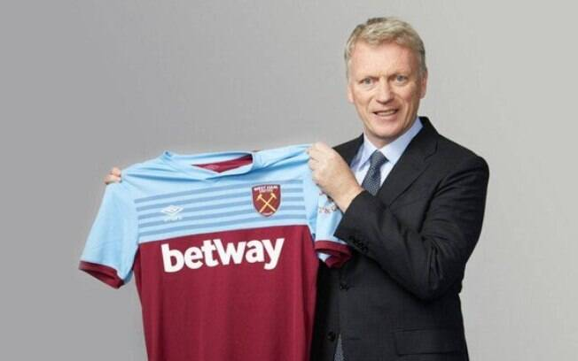 David Moyes é o novo técnico do West Ham