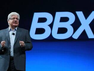 Mike Lazaridis, co-CEO da RIM, anuncia BBX e tenta manter desenvolvedores interessados no BlackBerry